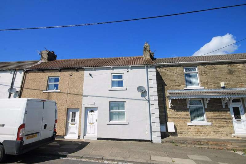 2 Bedrooms House for sale in Front Street, Helmington Row, Crook