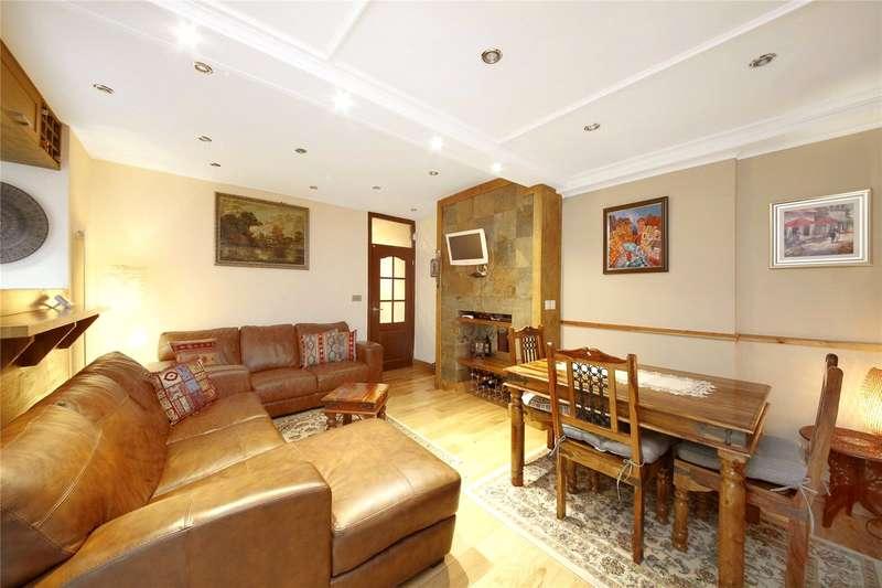 3 Bedrooms Maisonette Flat for sale in Mersham Road, Thornton Heath