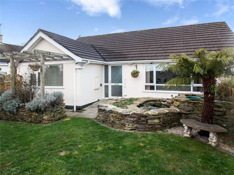3 Bedrooms Detached Bungalow for sale in Menakarne, Carharrack, Redruth