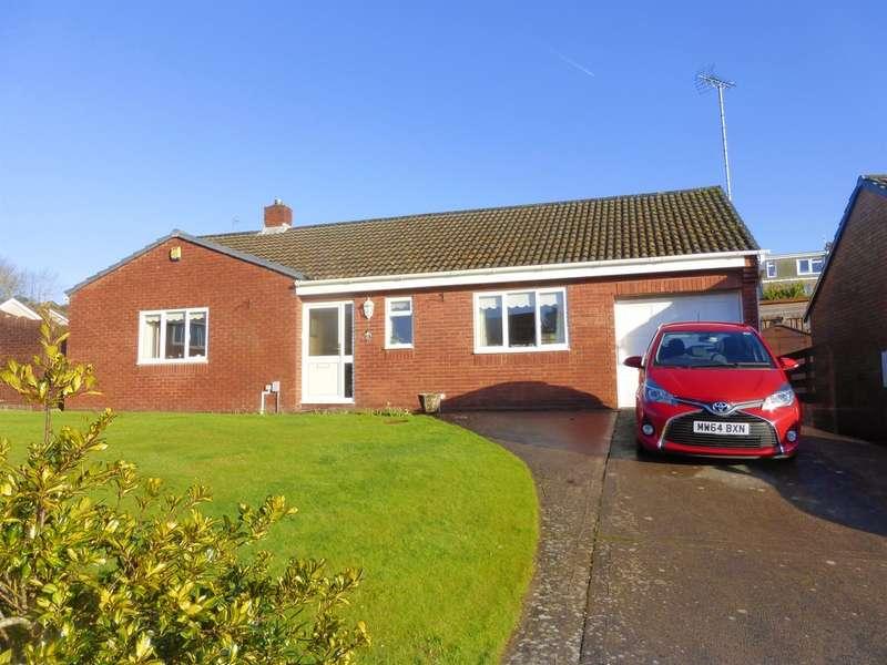 3 Bedrooms Detached Bungalow for sale in Rowan Close, Killay, Swansea