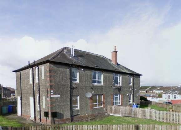 2 Bedrooms Flat for sale in Lawson Street, Ayr, Ayrshire, KA8 9LW