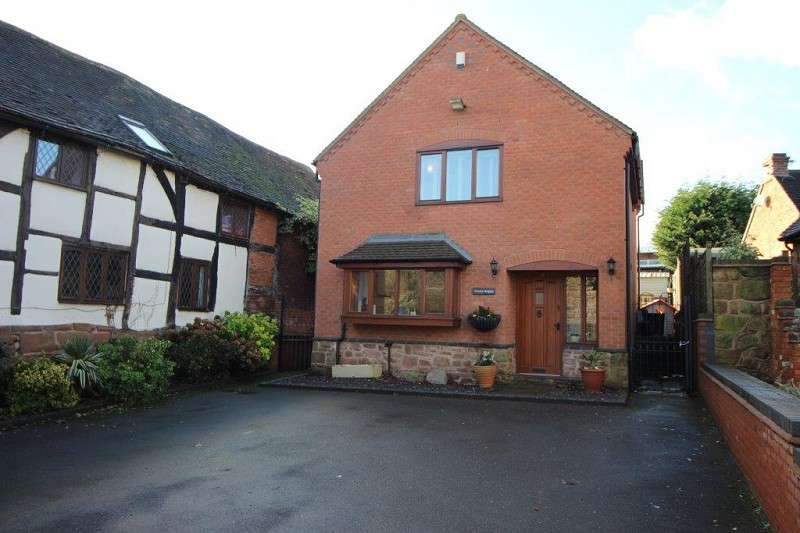 3 Bedrooms Detached House for sale in Coventry Road, Fillongley Nr Coventry CV7 8ET
