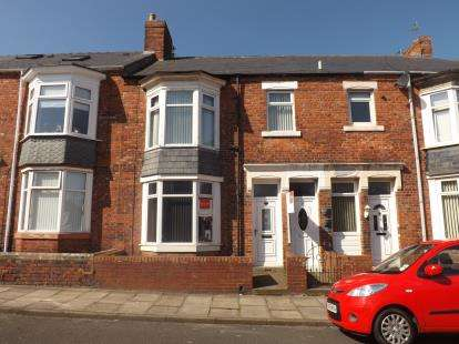 2 Bedrooms Flat for sale in Handel Street, South Shields, Tyne and Wear, NE33