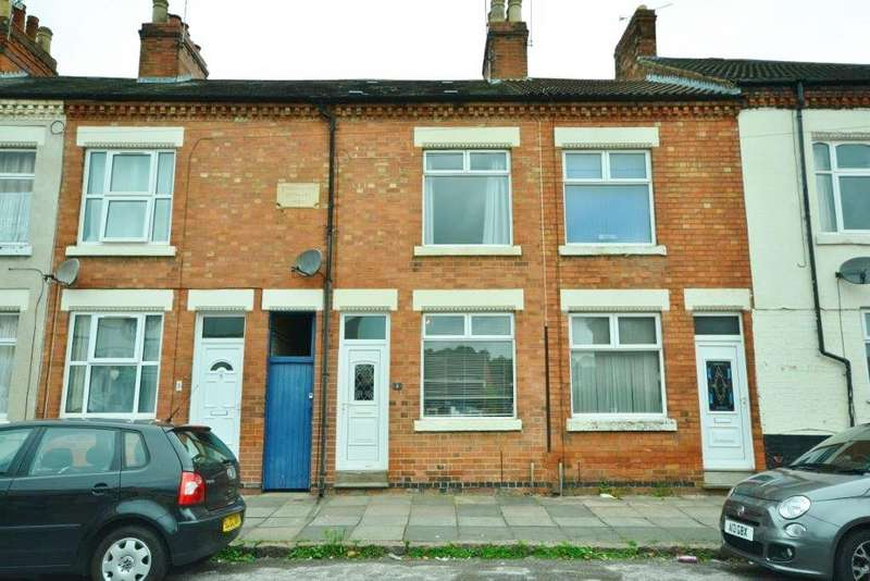 3 Bedrooms Terraced House for sale in Vernon Road, Leicester