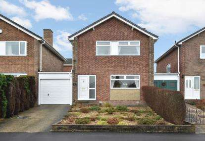 3 Bedrooms Detached House for sale in St Martin Close, Deepcar, Sheffield, South Yorkshire