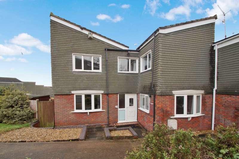 3 Bedrooms End Of Terrace House for sale in Townsend, Hemel Hempstead, Herts