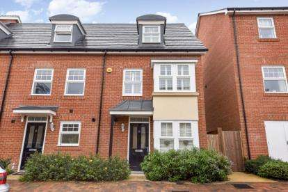 4 Bedrooms Semi Detached House for sale in Mackintosh Street, Bromley
