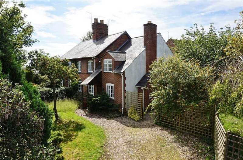 4 Bedrooms Semi Detached House for sale in Saddington