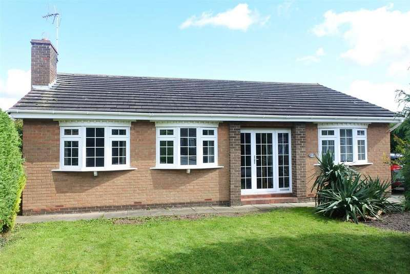 2 Bedrooms Detached Bungalow for sale in Cooks Close, Ingleby Arncliffe