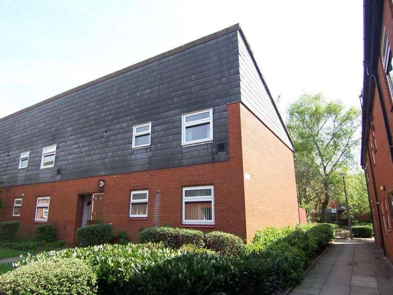 2 Bedrooms Flat for sale in Lindens, Skelmersdale, WN8