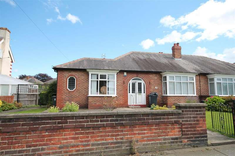 3 Bedrooms Semi Detached Bungalow for sale in Neasham Road, Darlington