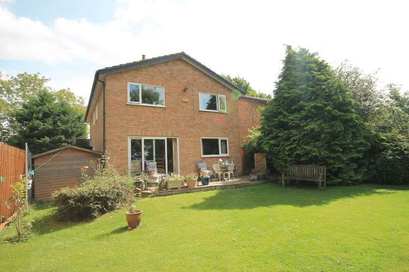 5 Bedrooms Semi Detached House for rent in St. Michaels, Longstanton