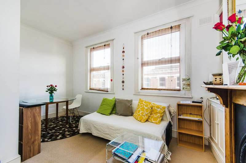 1 Bedroom Flat for sale in Askew Road, Shepherd's Bush, W12