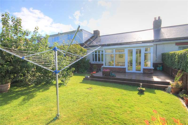 2 Bedrooms Terraced Bungalow for sale in Villa Real Bungalows, Villa Real, Consett, DH8