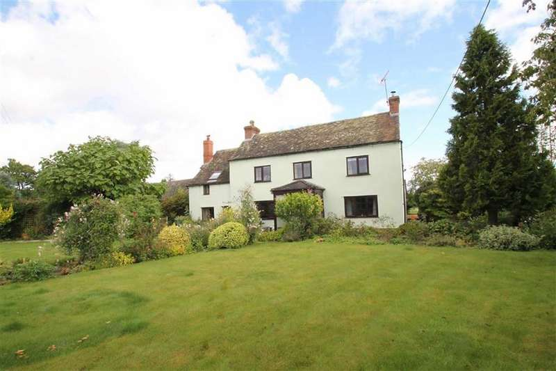 6 Bedrooms Detached House for sale in Culmington, Nr Ludlow