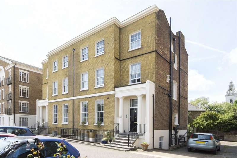 2 Bedrooms Flat for sale in Hall Place, 5-7 Urswick Road, London, E9