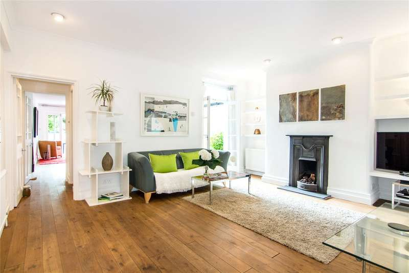 2 Bedrooms Flat for sale in Ongar Road, London, SW6