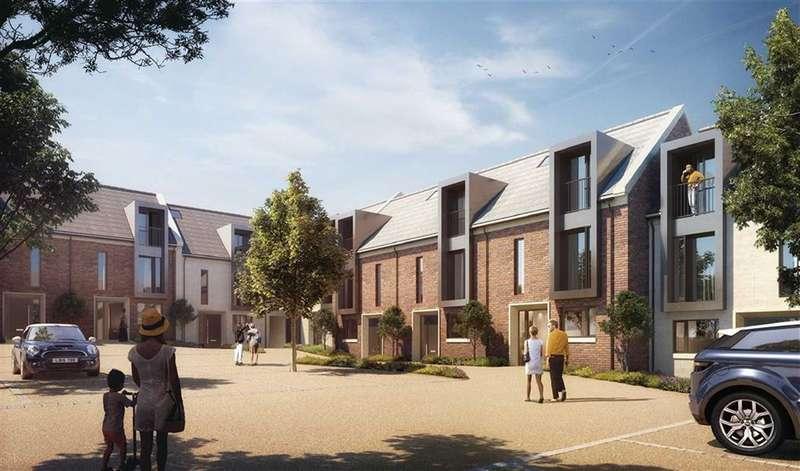 3 Bedrooms Town House for sale in Jury Street, Warwick, CV34