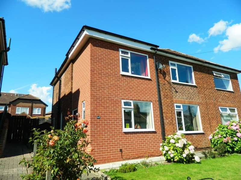 4 Bedrooms Semi Detached House for sale in Westgate, Guisborough TS14