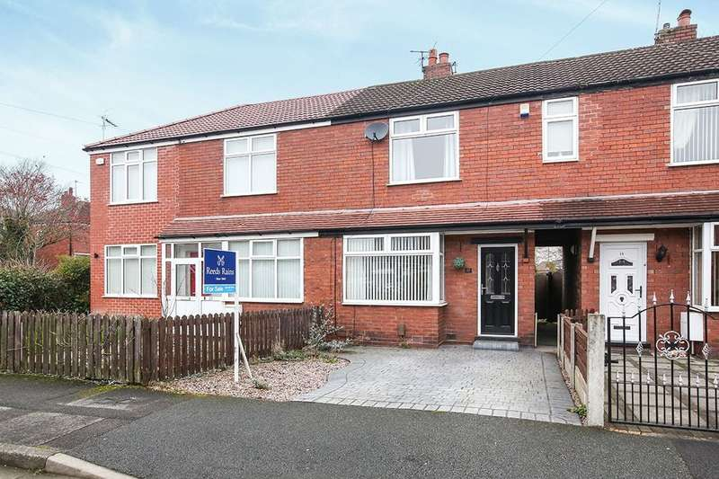 2 Bedrooms Terraced House for sale in Spring Gardens, Hazel Grove, Stockport, SK7