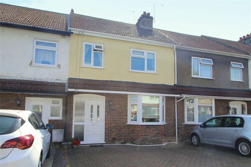 3 Bedrooms Terraced House for sale in Fourth Avenue, Lancing, West Sussex, BN15