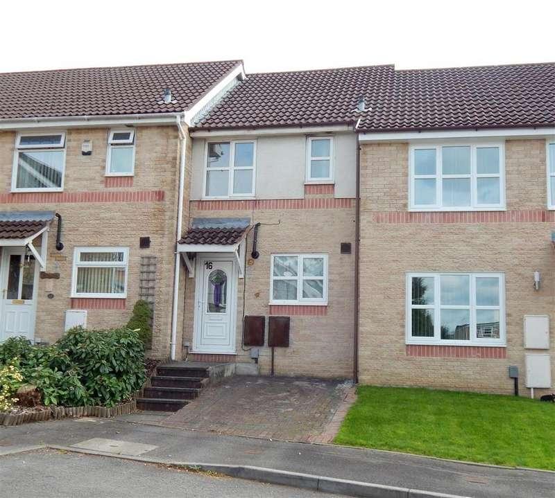2 Bedrooms Terraced House for sale in Ffordd Gwyn, Llansamlet, Swansea