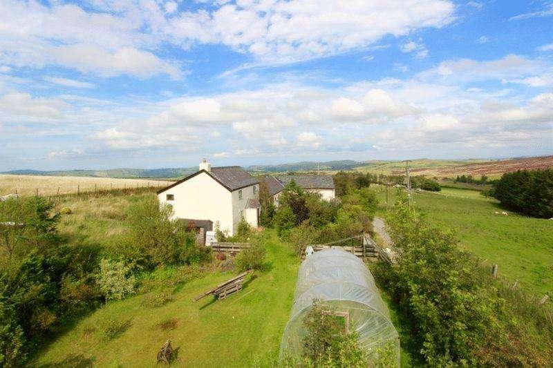 4 Bedrooms Detached House for sale in Pen Y Cefn, Llansannan