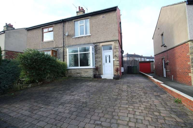 3 Bedrooms Semi Detached House for sale in Rowlands Avenue, Dalton, Huddersfield, HD5