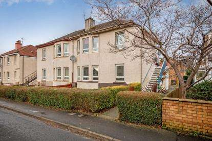 1 Bedroom Flat for sale in Whitehaugh Avenue, Paisley