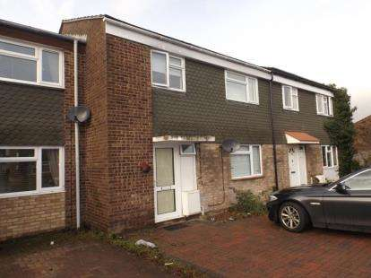 3 Bedrooms Terraced House for sale in Colchester, Essex