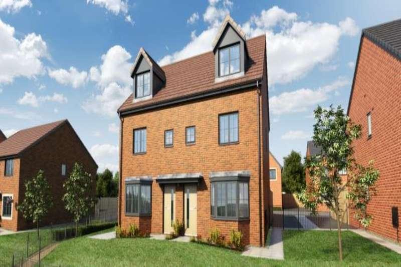 3 Bedrooms Detached House for sale in Knott Mill Way, Castlefields, Runcorn, WA7