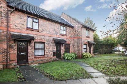 2 Bedrooms Terraced House for sale in Muirfield, Bushmead, Luton, Bedfordshire
