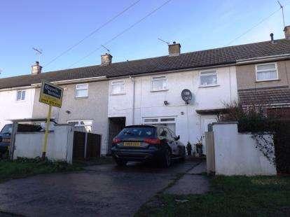 3 Bedrooms Terraced House for sale in Swanmoor Crescent, Bristol