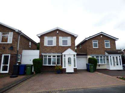 3 Bedrooms Link Detached House for sale in Briar, Amington, Tamworth, Staffordshire