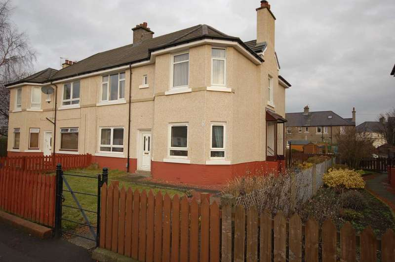 2 Bedrooms Cottage House for rent in Newmains Road, Renfrew
