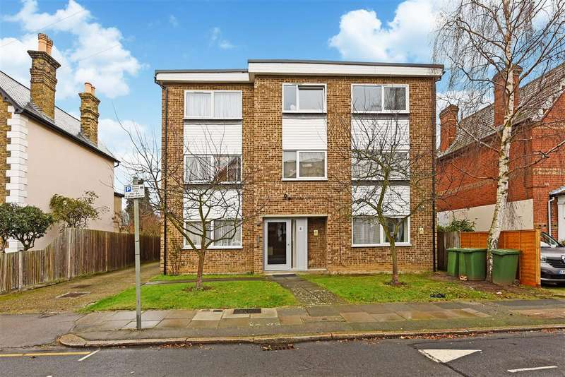 1 Bedroom Apartment Flat for sale in Montague Road, Wimbledon