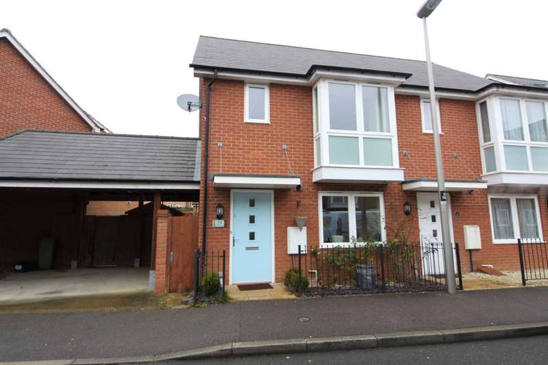 2 Bedrooms End Of Terrace House for rent in Sinatra Drive, Oxley Park