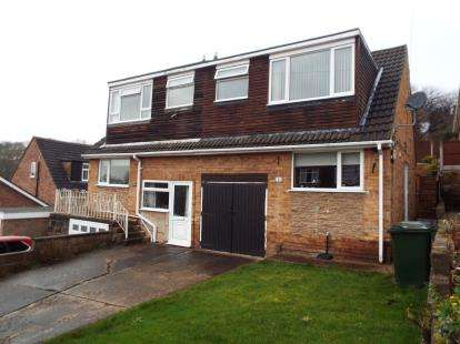 2 Bedrooms Semi Detached House for sale in Greenbank, Carlton, Nottingham