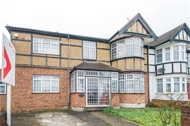 5 Bedrooms End Of Terrace House for sale in Bradenham Road, Harrow, Middx, HA3 8NA