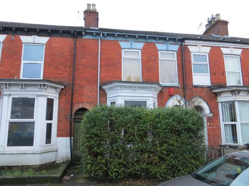2 Bedrooms Terraced House for sale in May Street, Hull, East Yorkshire, HU5 1PQ