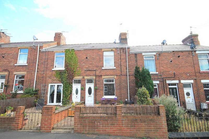 2 Bedrooms Terraced House for sale in Park Street, Willington, Crook