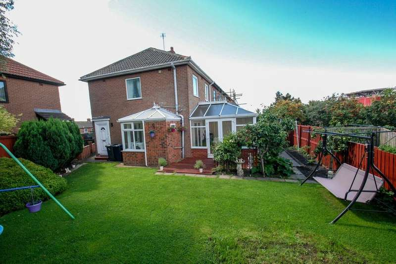 2 Bedrooms Terraced House for sale in Windmill Hill, South Shields