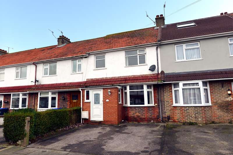 4 Bedrooms Terraced House for sale in Grand Ave, Lancing, BN15 9PZ
