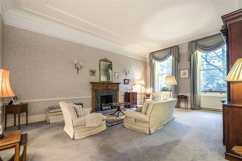 2 Bedrooms Flat for sale in Warwick Square, London, SW1V