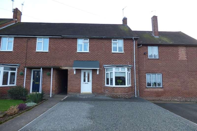 3 Bedrooms Terraced House for sale in Marston Lane, Attleborough, Nuneaton, CV11