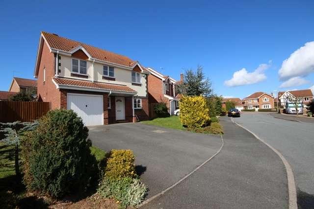 4 Bedrooms Detached House for rent in Quality DETACHED four bedroom house, Warndon Villages, Worcester