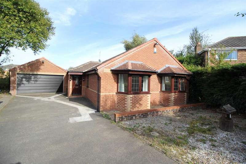 4 Bedrooms Detached Bungalow for sale in Swainby Close, Newcastle Upon Tyne