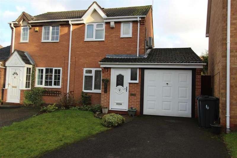 2 Bedrooms Semi Detached House for rent in Cowley Drive, Birmingham