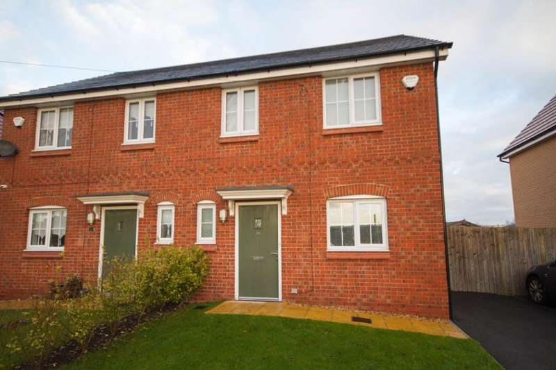 3 Bedrooms Semi Detached House for sale in Central Way, Speke, Liverpool L24 2SJ