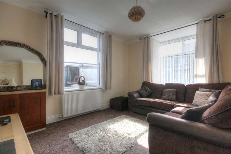 3 Bedrooms End Of Terrace House for sale in Thickley Terrace, Shildon, County Durham, DL4